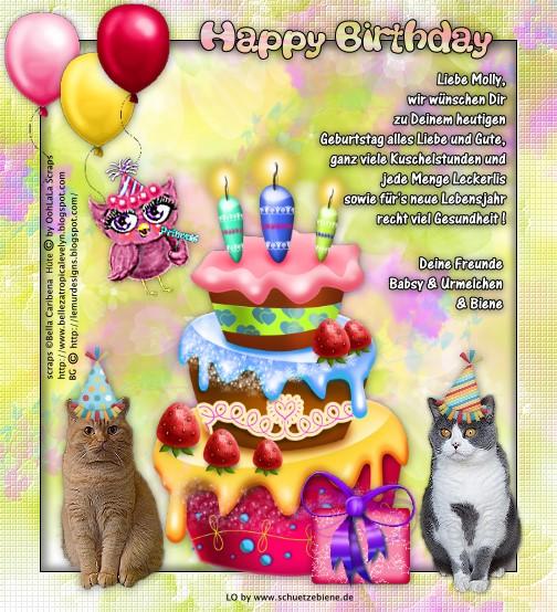 An den Beitrag angehängtes Bild: http://www.schuetzebiene.de/Diverses/Sept-08-09-18-Geburtstag-Molly-BeMo.jpg