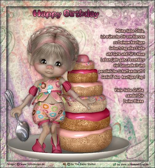 An den Beitrag angehängtes Bild: http://www.schuetzebiene.de/Diverses/maerz-27-03-18-Silvia-BeMo-Geburtstag.jpg