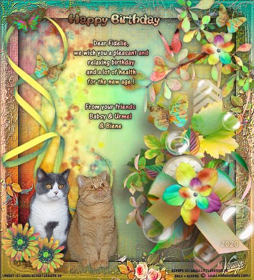 An den Beitrag angehängtes Bild: http://www.schuetzebiene.de/Diverses/okt-19-10-20-Fidelie-Sundetspaerlor-Birthday.jpg